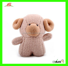 LE A041 clever plush lamb toy