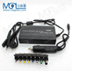 OEM In DC12V & AC110-220V to OUT DC12-24V 100w ac dc laptop universal adapter