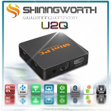Android Mini PC 1G/8G android 4.4 kitkat Quad-core Amlogic S805 chipset Miracast/Dlna/Airplay supported