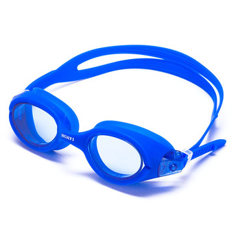 OEM design great waterproof adults one piece swimming goggle