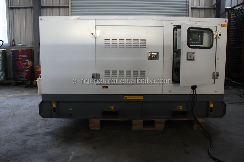 Number one good price! Silent type emergency generator 30kw