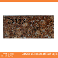 Ceramic glazed light reflect outdoor wall brick facing tiles 100x200mm
