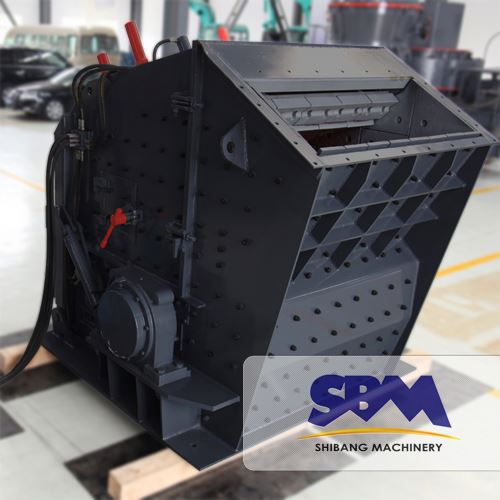 SBM coal crusher small scale broken sand industry preferred brand