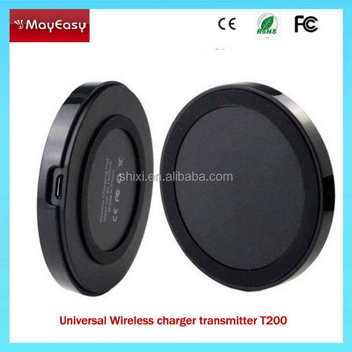 Qi Standard Wireless Charger Charging Pad for Samsung Galaxy S3 i9300 S4 Mini i9190 S5 M8 Charging Pad