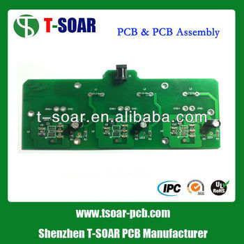 Set Top Box (STB) FR4 PCB Assembly