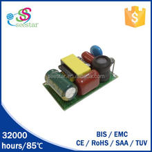 led constant current ic,CE Rohs FCC UL Approal pcb board power suply with high efficiency 10-20w