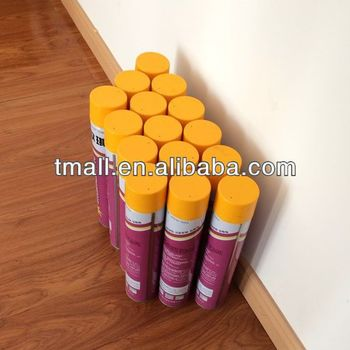 White expanding foam sealant expansion foam sealant
