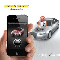 Steelmate A881 iPhone smartphone android Car Engine Lock car alarm,car alarm system,car alarm with remote central lock