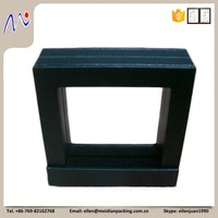 Fancy Black Foldable MDF Photo Frame