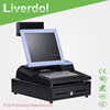 "Retail 12"" Touch Screen POS System Computer Cash Register"
