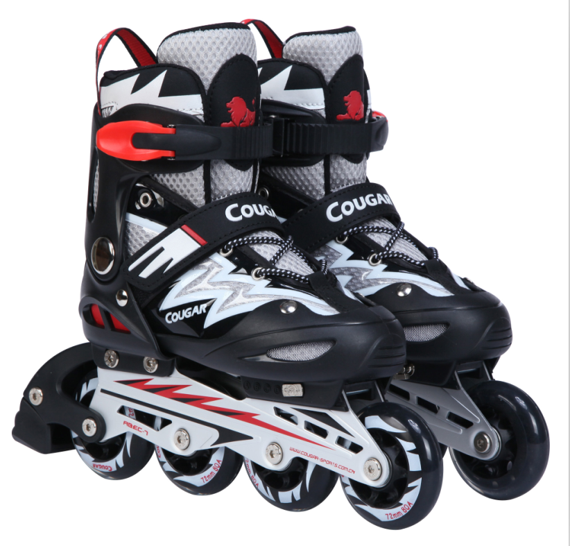 Ms835l Cougar Inline Racing Competitive Price Skates