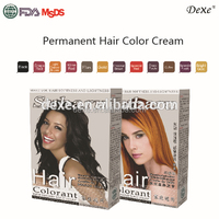 best permanent hair rebonding cream yellow hair color cream for keratin hair treatment wholesale