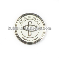 high quality Custom deisgn gold play metal coin