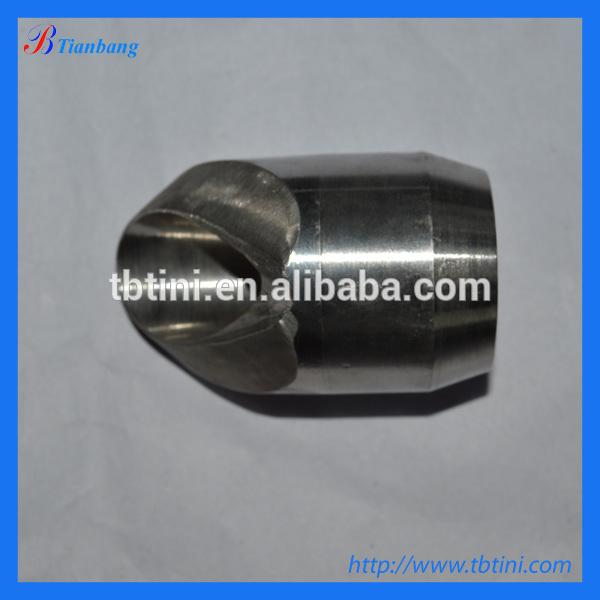 Baoji tianbang supply titanium weldolet dimensions based on customized