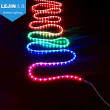 New design color changing led rope light
