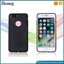 2017 new products carbon fiber cool mobile phone case for apple iphone 7 phone accessories for apple iphone 7 plus case