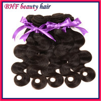 16 18 20inch free shipping trio brazilian virgin hair body wave hair extension body wave silky 100%human hair wevaving