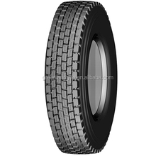 Commercial truck used 11r22.5 truck tires for USA & Canada market