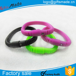 wristband football/bangle with charm/create your own men bracelets