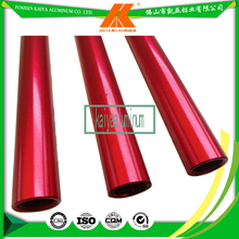 Colourful Anodized Aluminium Tubes/pipes for Wind Chime