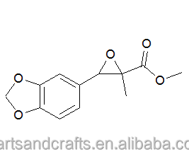 sell 3-[3',4'-(methyleendioxy)-2-methyl glycidate;CAS#13605-48-6;98%;up to tons