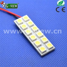 20smd 24smd dome 5050 panel pcb autp car bulbs led lights With Good Service