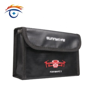 Custom OEM High Quality Fireproof Explosion-Proof Lipo Battery Charging Guard Safe Home Bag