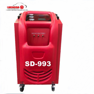 Auto Refrigerant Recycle Charge Machine SD-983
