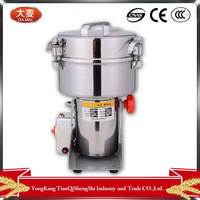 2000g small wheat flour mill corn crushing machine flour milling machinery