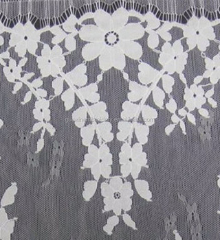New fashionable embroidery design eyelash lace african sex nylon lace fabric