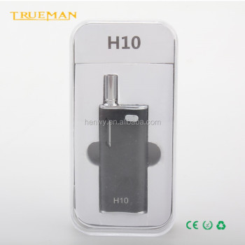 510 thread mod battery H10 650mah mini CBD e cigarette mod