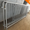 metal pip traffic barrier