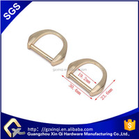 XINQI hotsale metal d ring handbag rhardware