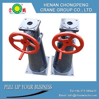Factory supply electric hoist for lifting people