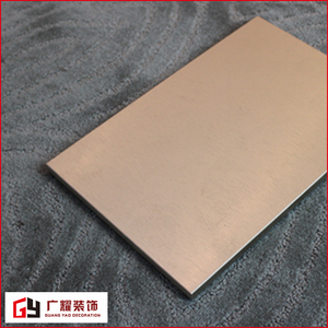 Aluminum honeycomb panel production line price insert