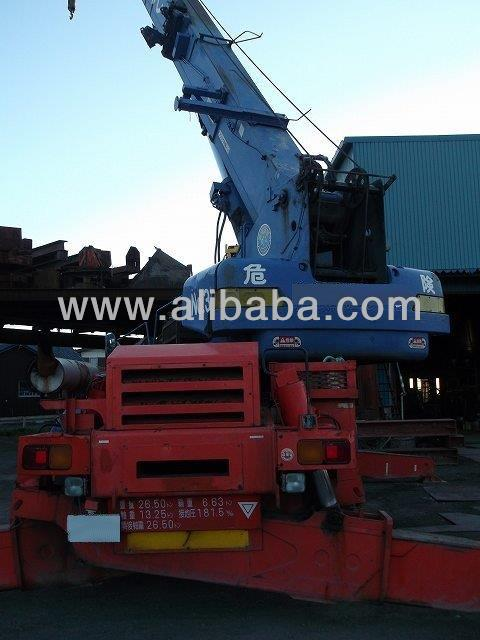 1996 KOBELCO 25 ton rough rerrain crane RK250-3 Origin JAPAN Location JAPAN