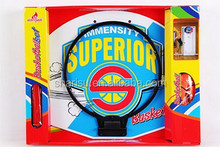 children movable Basketball Hoop stands board ball toy