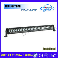 240w Led Light Bars Warehouse In