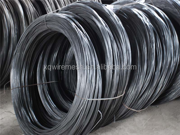 High Quality Soft Black Annealed Wire / black iron wire