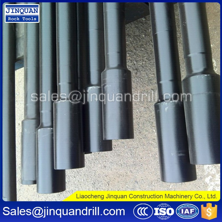 2016 trending products custom drill rod sizes / drill rod tolerance in factory