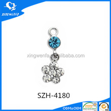 Swimwear ornament jewelry metal crystal underwear accessories