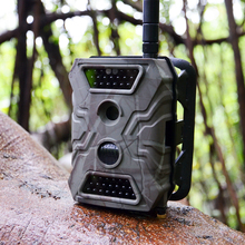SMS/MMS/Email/GPRS 12MP 1080P HD 3g hunting camera outdoor wireless satellite game camera