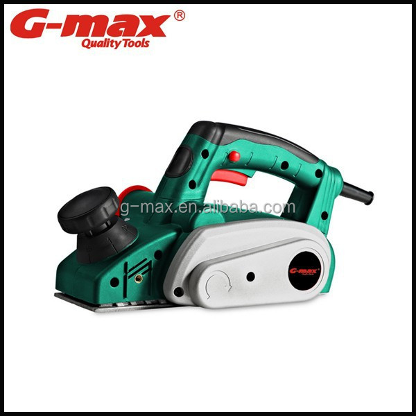G-max Power Tools 800W 82x3mm Portable Wood Floor Planer GT14769