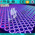 611*611mm waterproof LED Dynamic Dance floor for stage made in china