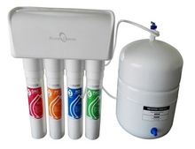5 stage Under sink Reverse Osmosis RO System Water Filter/domestic reverse osmosis system