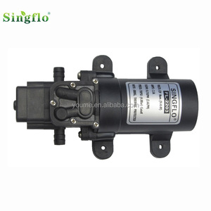 Singflo FLO-2203 2.6LPM 70psi DC mini battery operated 12v water pumps