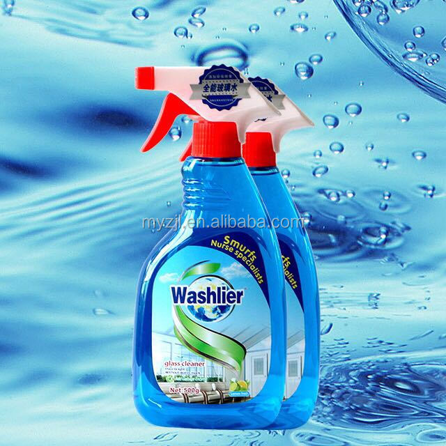 500g Washlier Glass Cleaner Liquid