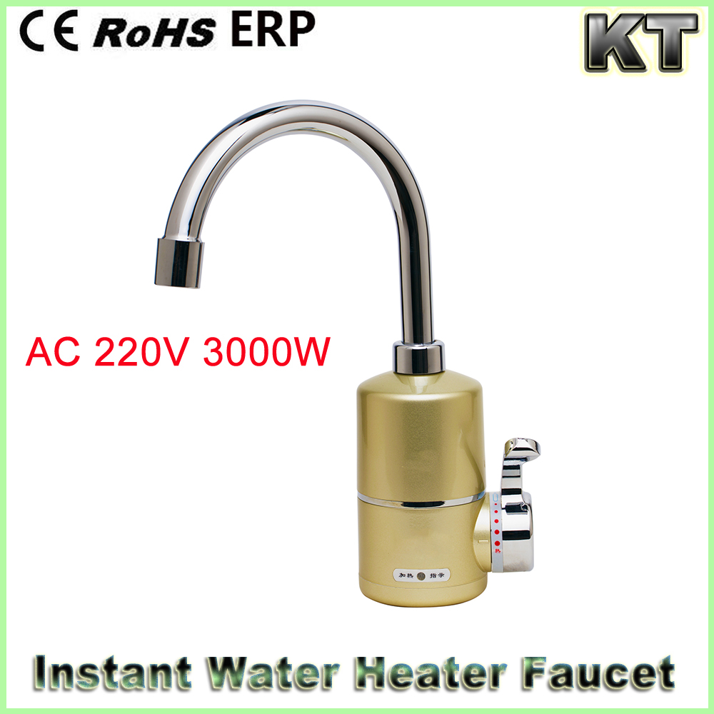 Fast Heating Faucet Instant Hot Cold Water Electric Tap