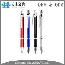HF7319C promotional stylus short ballpoint pen with parker refills