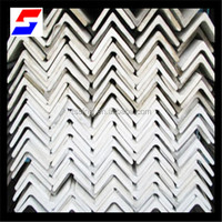 black & galvanized steel angle / L profile / angle iron 18